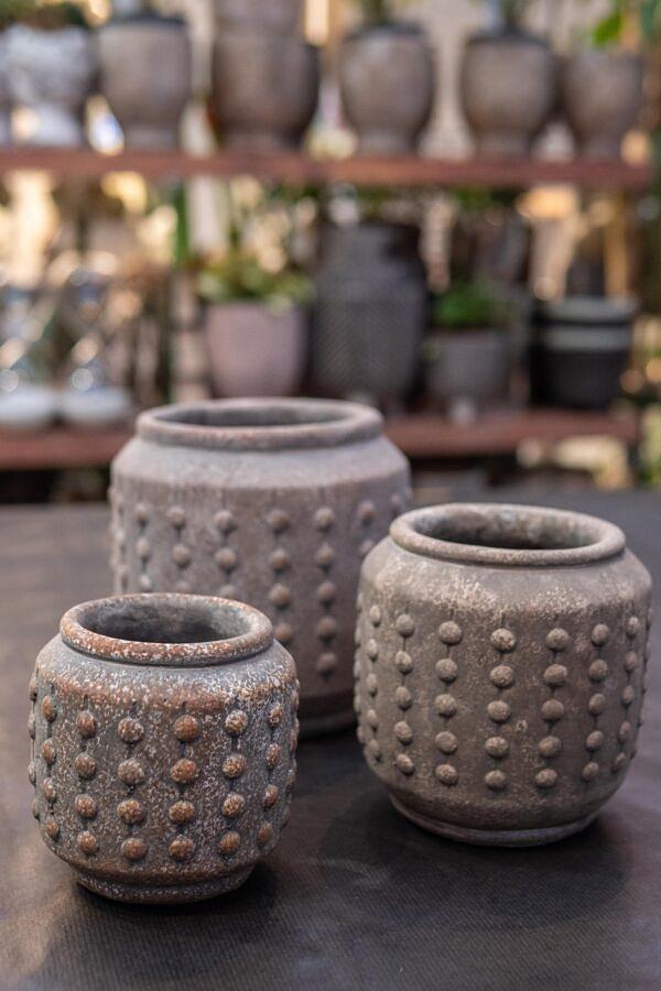 vazonas, keramika, vazonelis